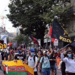 Demo | United Against Racism | 7.9.2020 Zürich